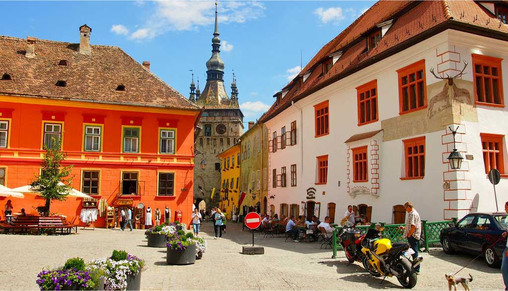 sighisoara tour